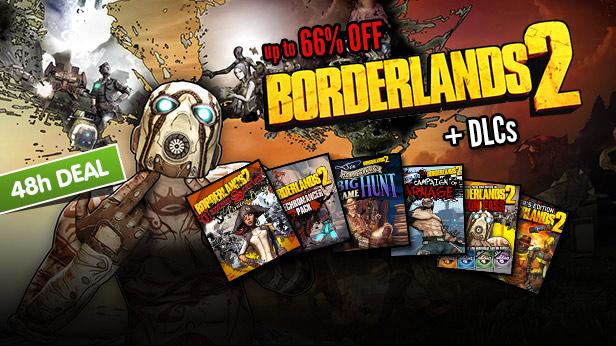 Borderlands 2 дополнения скачать торрент - фото 4