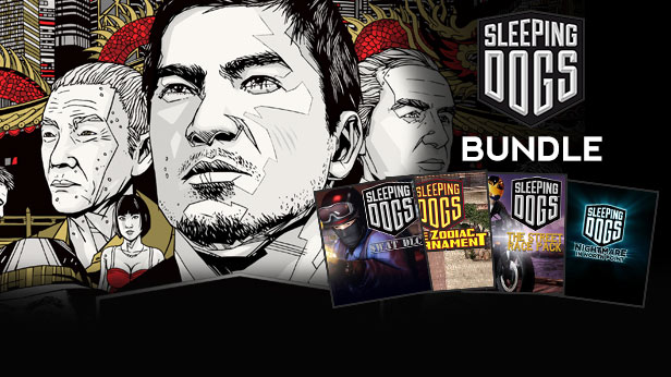 Sleeping dogs bundle