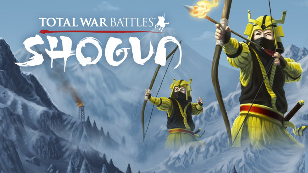 Total War Battles: SHOGUN available on PC and Mac