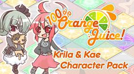 Image For 100% Orange Juice - Krila & Kae Character Pack