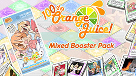Image For 100% Orange Juice - Mixed Booster Pack