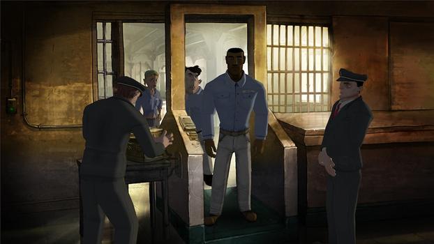 1954 Alcatraz on PC screenshot #5
