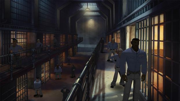 1954 Alcatraz on PC screenshot #2