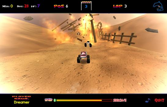 4 x 4 Dream Racing on PC screenshot #5