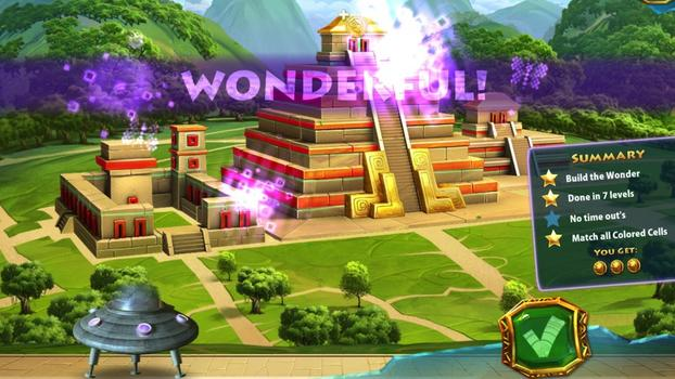 7 Wonders: Ancient Alien Makeover on PC screenshot #4