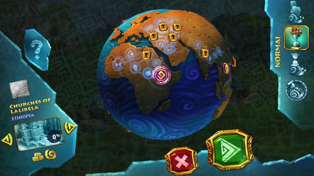 7 Wonders: Ancient Alien Makeover on PC screenshot #3