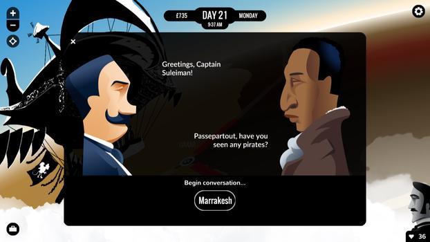 80 Days on PC screenshot #4