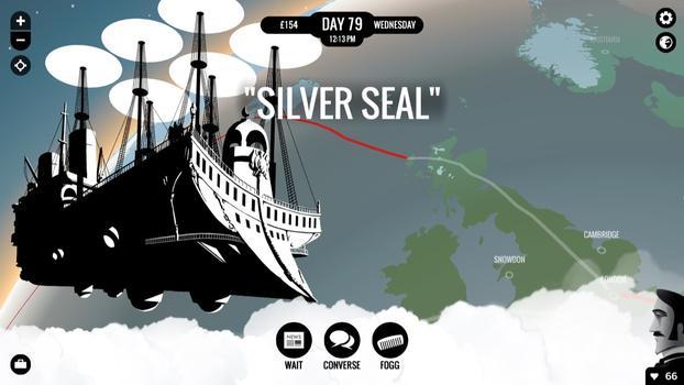 80 Days on PC screenshot #2