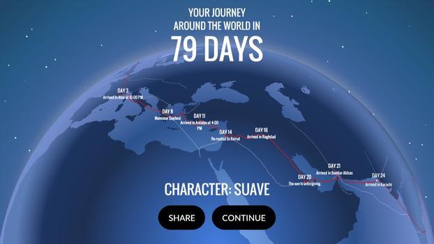 80 Days on PC screenshot #10
