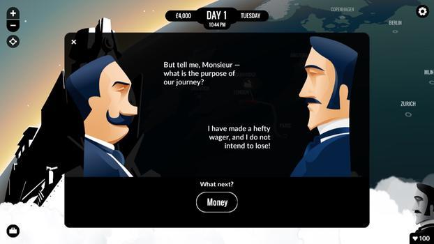 80 Days on PC screenshot #8