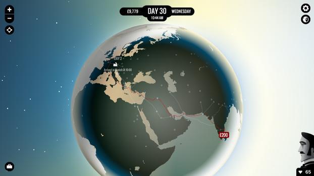 80 Days on PC screenshot #5