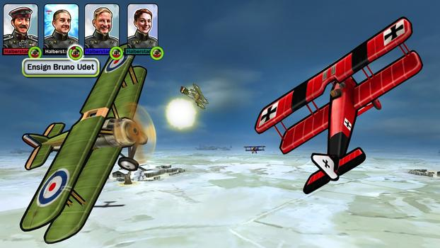 Sid Meier's Ace Patrol on PC screenshot #5