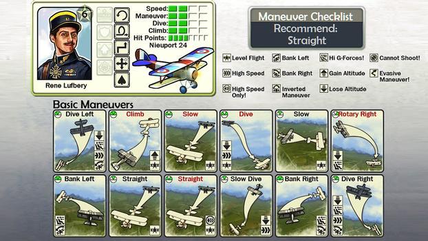 Sid Meier's Ace Patrol on PC screenshot #4