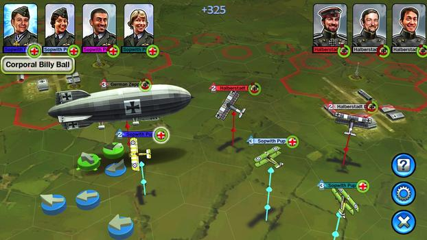 Sid Meier's Ace Patrol on PC screenshot #2