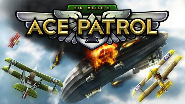 Sid Meier's Ace Patrol on PC screenshot #1