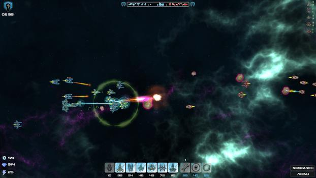 Aeon Command on PC screenshot #4