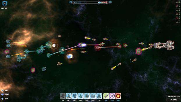 Aeon Command on PC screenshot #2