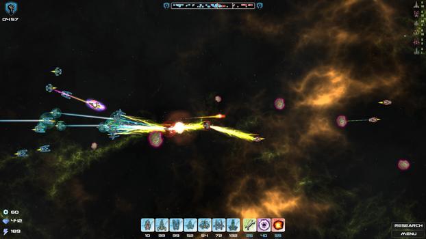 Aeon Command on PC screenshot #1