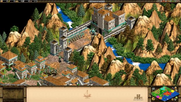 Age of Empires II and The Forgotten Expansion on PC screenshot #6