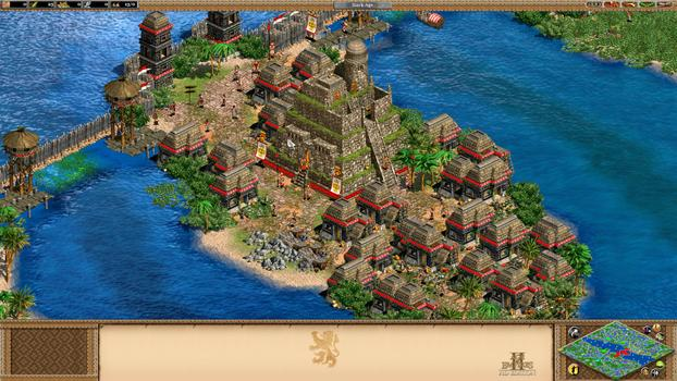Age of Empires II and The Forgotten Expansion on PC screenshot #5