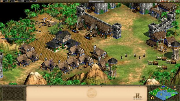 Age of Empires II and The Forgotten Expansion on PC screenshot #2
