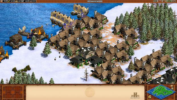 Age of Empires II and The Forgotten Expansion on PC screenshot #1