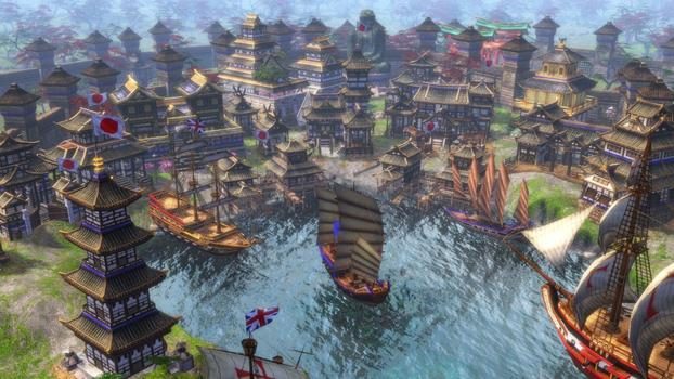 Age of Empires® III: Complete Collection on PC screenshot #3
