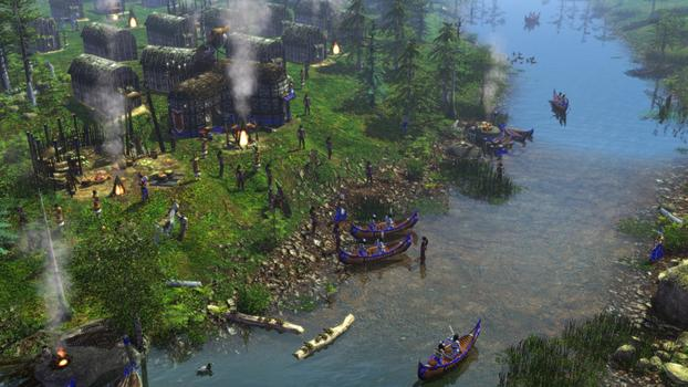 Age of Empires® III: Complete Collection on PC screenshot #2