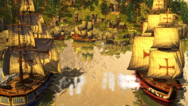 Age of Empires® III: Complete Collection on PC screenshot #1