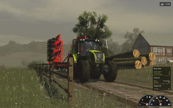 Agricultural Simulator 2011: Extended Edition on PC screenshot #4