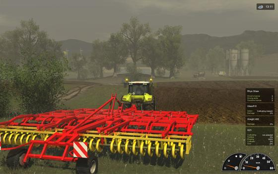 Agricultural Simulator 2011: Extended Edition on PC screenshot #3