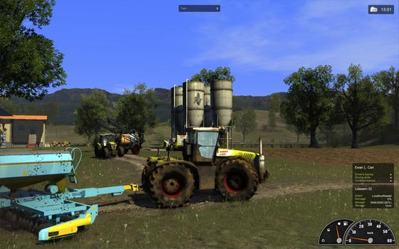 Agricultural Simulator 2011: Extended Edition on PC screenshot #2