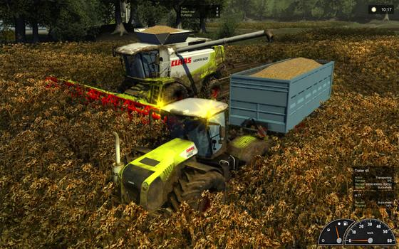 Agricultural Simulator 2011: Extended Edition on PC screenshot #1