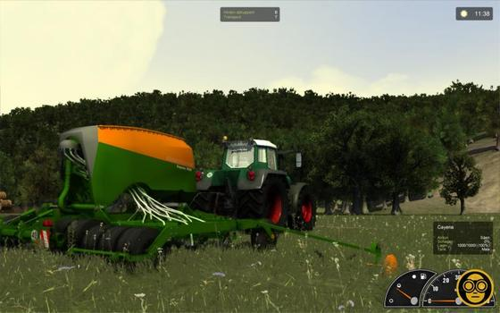 Agricultural Simulator 2012 on PC screenshot #2