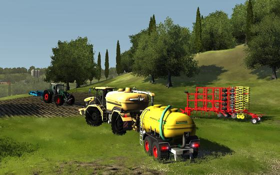 Agricultural Simulator 2013 on PC screenshot #4