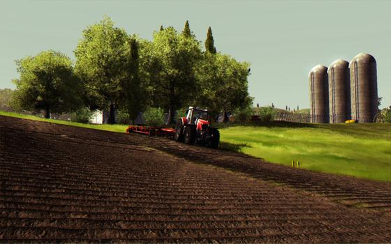 Agricultural Simulator 2013 on PC screenshot #3