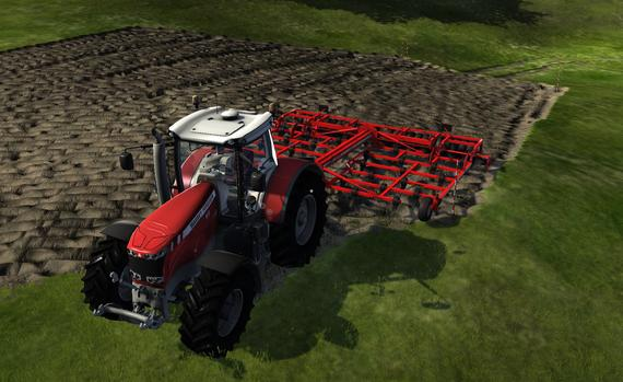 Agricultural Simulator 2013 on PC screenshot #2