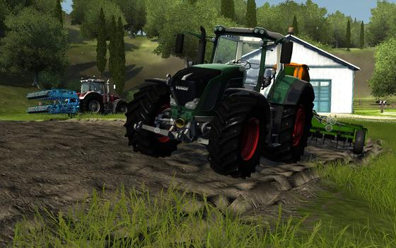 Agricultural Simulator 2013 on PC screenshot #1