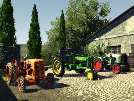 Agricultural Simulator Historical Farming on PC screenshot #3