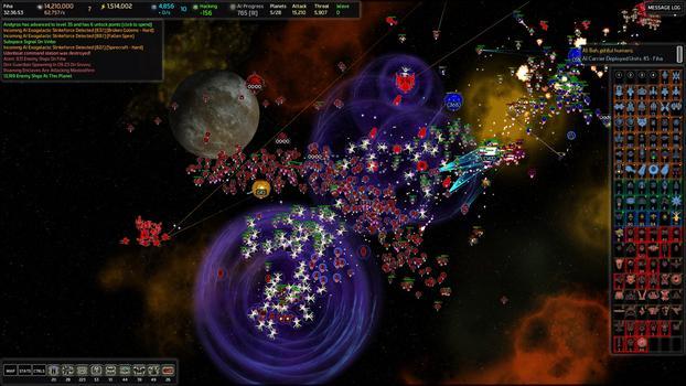 AI War: Destroyer of Worlds on PC screenshot #10