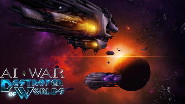 AI War: Destroyer of Worlds on PC screenshot #1