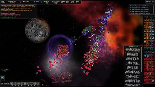 AI War: Destroyer of Worlds on PC screenshot #7