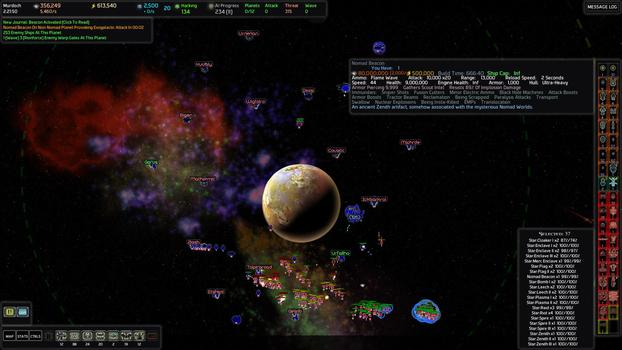 AI War: Destroyer of Worlds on PC screenshot #6