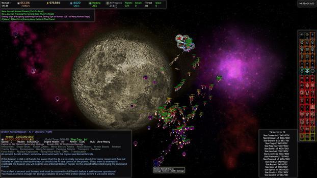 AI War: Destroyer of Worlds on PC screenshot #5