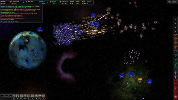 AI War: Destroyer of Worlds on PC screenshot #4