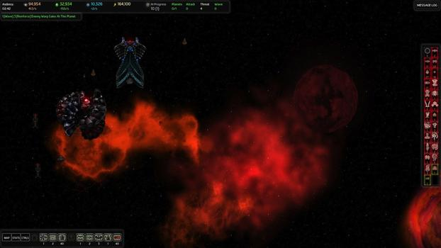 AI War: Fleet Command on PC screenshot #8