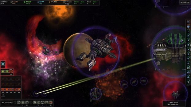 AI War: Fleet Command on PC screenshot #7