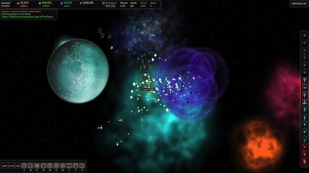 AI War: Fleet Command on PC screenshot #6