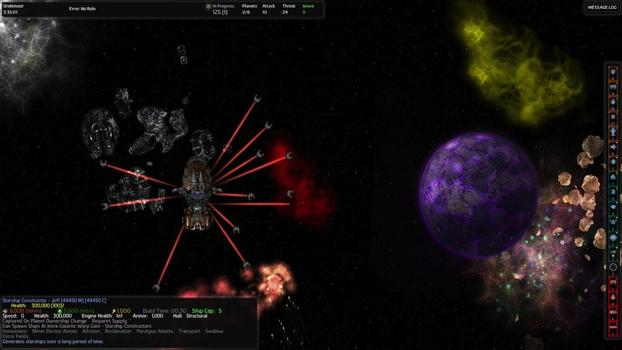 AI War: Fleet Command on PC screenshot #5