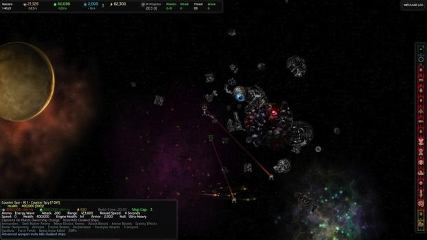 AI War: Fleet Command on PC screenshot #2